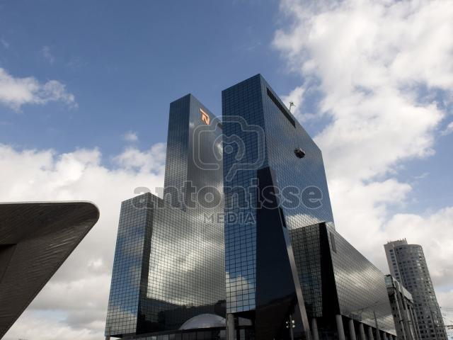 Nationale Nederlanden in Manhattan aan de Maas.