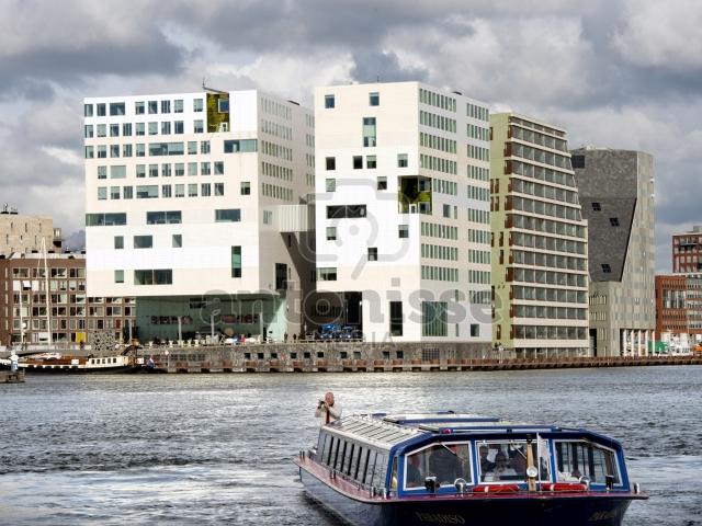 Nieuw paleis van Justitie Amsterdam
