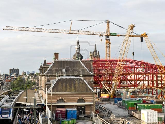 Overheid investeert 1 miljard in spoorzone Delft.