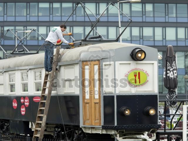 De Amsterdamsche tram