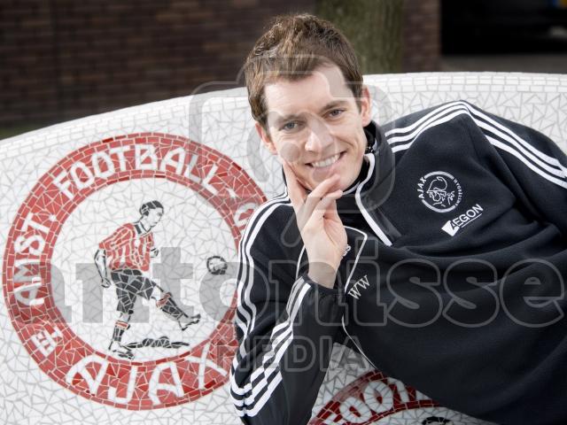 WILLEM WEIJS techniektrainer Ajax