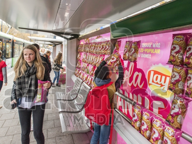 Lays Campagne in Rotterdam